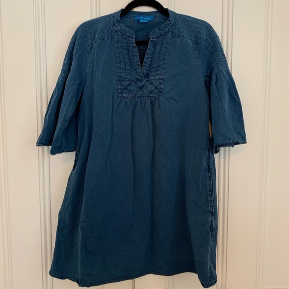 M.I.H JEANS Dresses & Skirts - M.I.H JEANS Chambray Dress - S